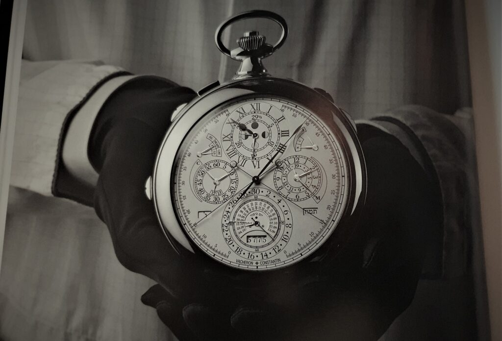 BOOK REVIEW: VACHERON CONSTANTIN: REFERENCE 57260