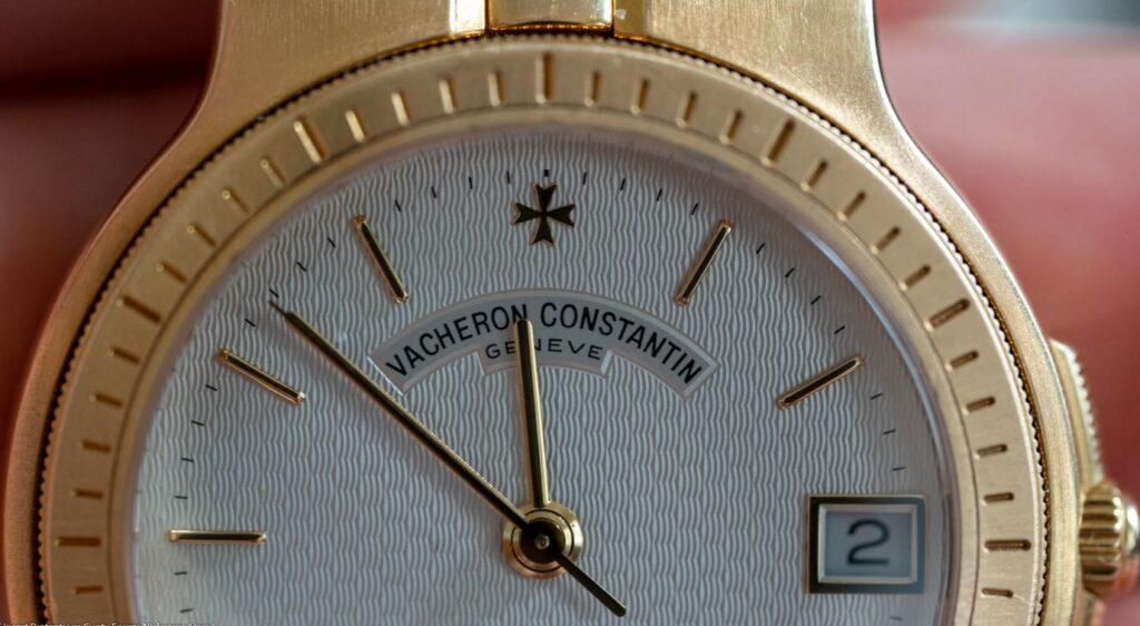 THE JOY OF OWNERSHIP: VACHERON CONSTANTIN PHIDIAS CHRONOMETRE ROYAL 47020/967J-7