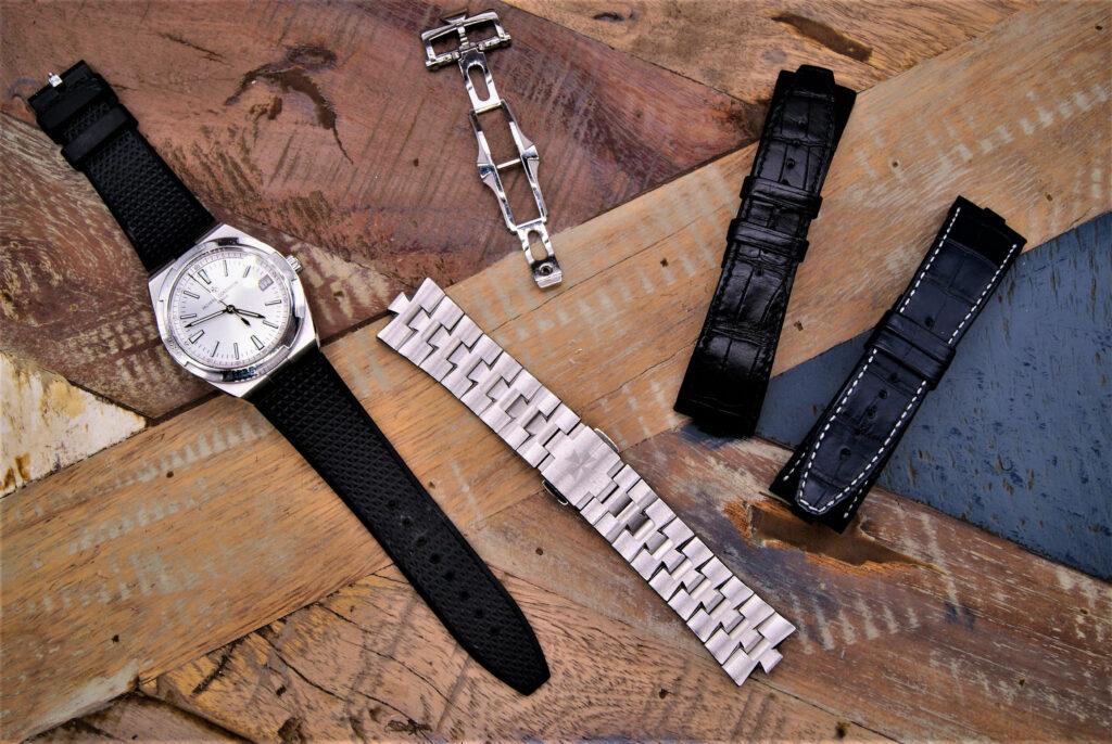 Vacheron Constantin Overseas bracelet selection